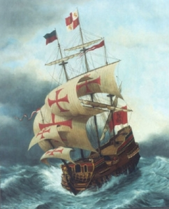 Portuguese_galleon